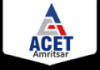 Amritsar College of Engineering and Technology (ACET), Admission Open 2018