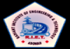 Radiant Institute of Engineering & Technology (RIET), Admission Open 2018