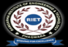 Ramgarhia Institute of Engineering & Technology (RIET), Admission Open 2018