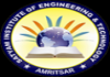 Satyam Institute of Engineering & Technology (SIET) Admission 2018